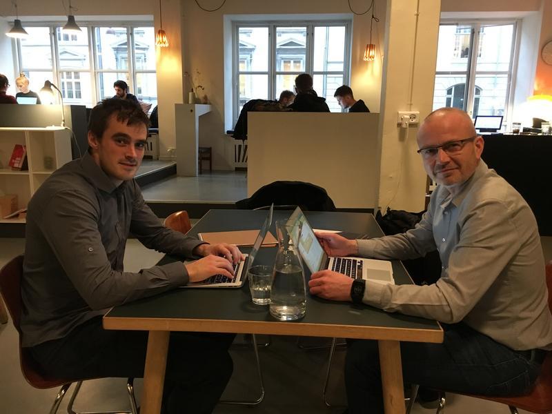 Nyheder: merrild-jensens nyeste medarbejder, Lasse Just