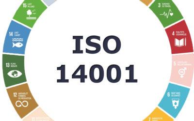 ISO 14001 bidrager til FN's verdensmål